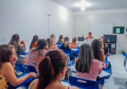 Iniciando os trabalhos pedagógicos 2020